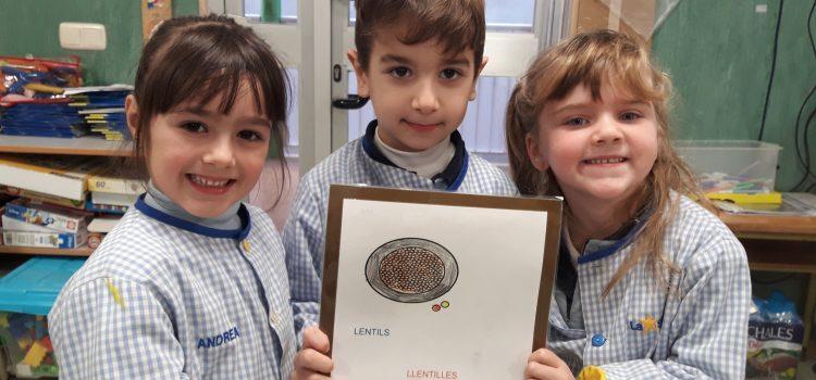 'Proyecto de Ecología y Sostenibilidad' en la clase de 5 años de la Escuela Infantil