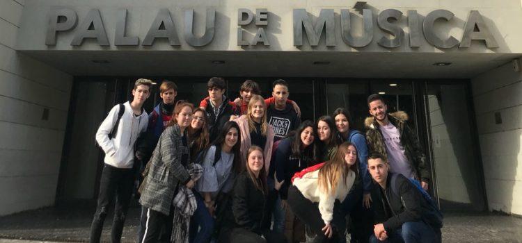 Visita al Palau de la Música de Valencia
