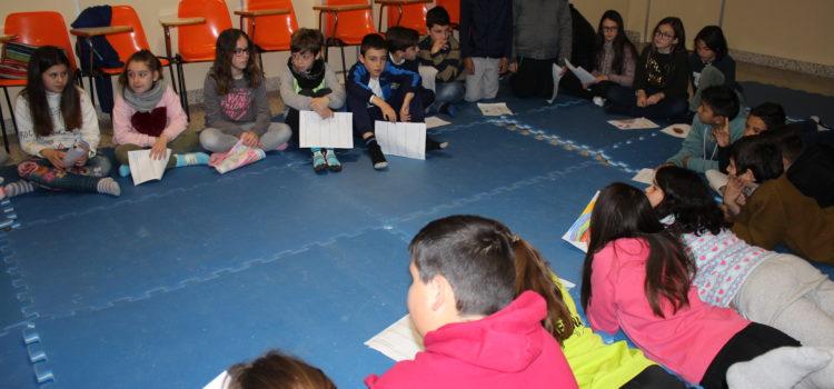 Alumnos de 6º de primaria disfrutan con el Proyecto HARA
