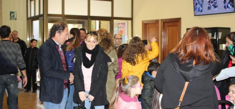 Éxito de participación en la Jornada de Puertas Abiertas