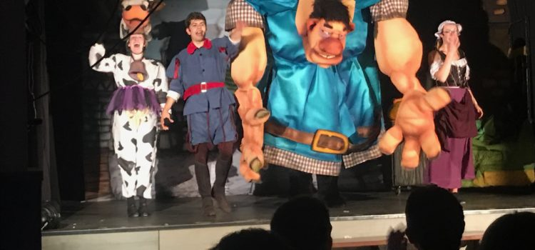 Teatro en inglés en Infantil y Primaria