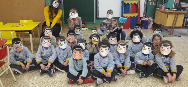 Las aventuras de Pinocho en el aula de cuatro años