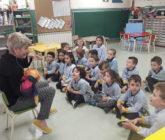 Alumnos del aula de 5 años trabajan las emociones
