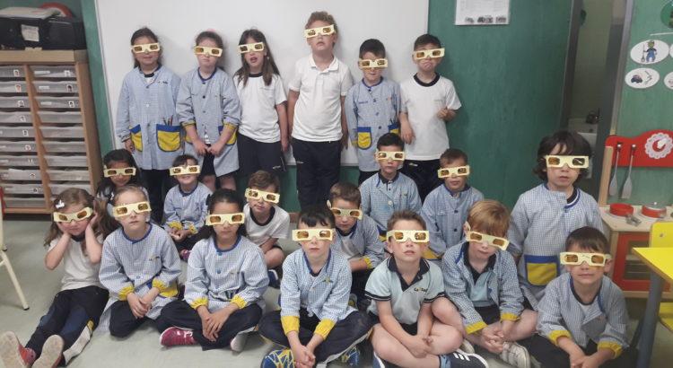 El monstruo de colores enseña nuevas emociones a nuestros alumnos del aula de 5 años