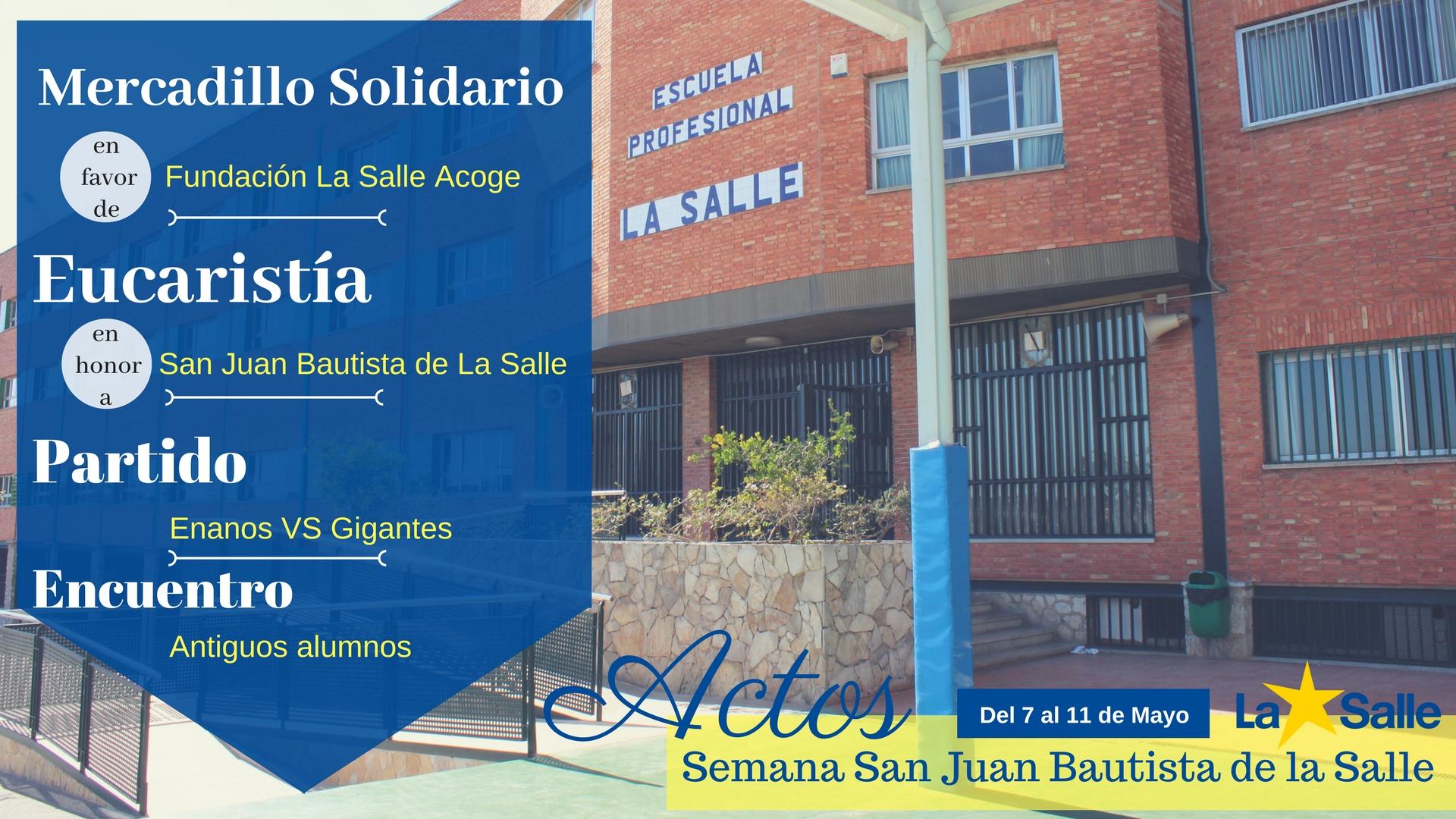 Semana San Juan Bautista de La Salle
