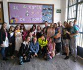 Alumnos de Artes Escénicas realizan una sesión de cuentacuentos en 1º y 2º de Primaria