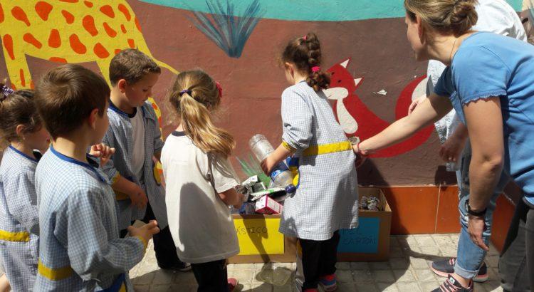 Gymkana en la Escuela Infantil Desamparados