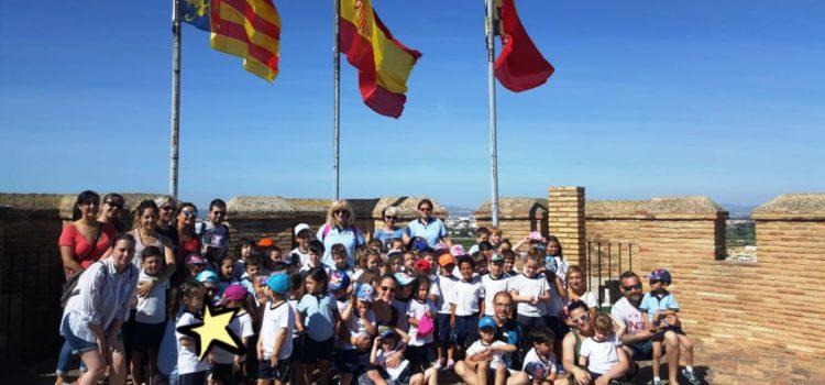 Infantil visita la Torre de Paterna