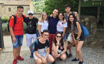 Viaje de fin de curso en la Toscana