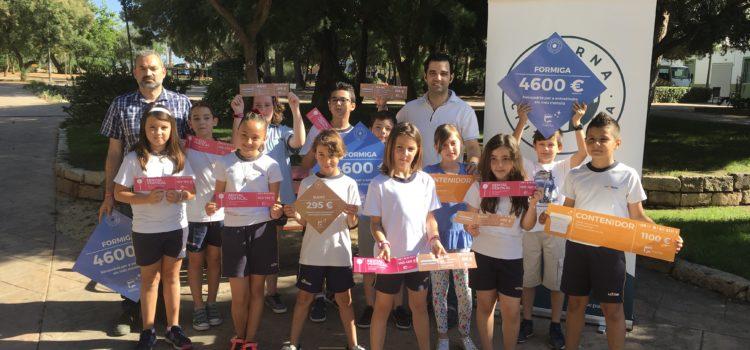 El alcalde de Paterna participa en el proyecto de Ecología y Sostenibilidad de primaria