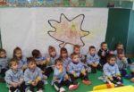 Los alumnos de primer ciclo de infantil conocen la estación de otoño