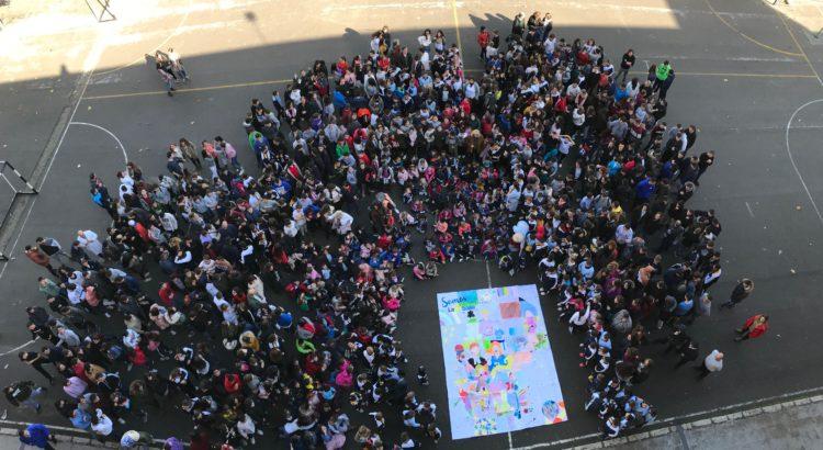 Celebración del Día Universal de la Infancia en la Escuela Profesional La Salle