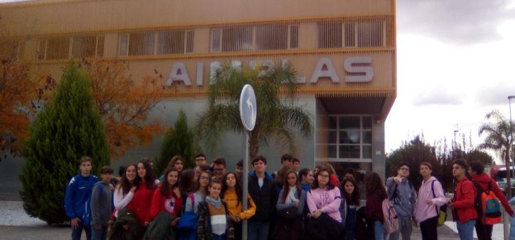 Alumnos de tecnología visitan AIMPLAS