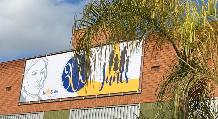 Inicio de la celebración del Tricentenario de la muerte de San Juan Bautista de La Salle en la Escuela Profesional e Infantil