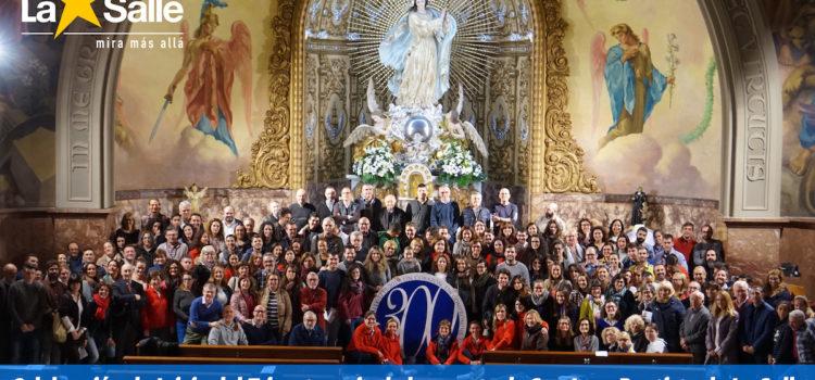 Celebración de Inicio del Tricentenario de la muerte de San Juan Bautista de La Salle