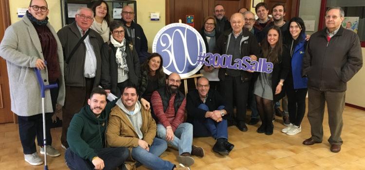 Tercer Encuentro del Proyecto 3t en la Escuela Profesional La Salle