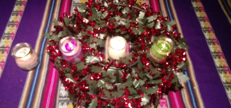 El profesorado y el PAS celebran la Navidad