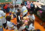 La Escuela Infantil Desamparados celebra la tarde del juguete