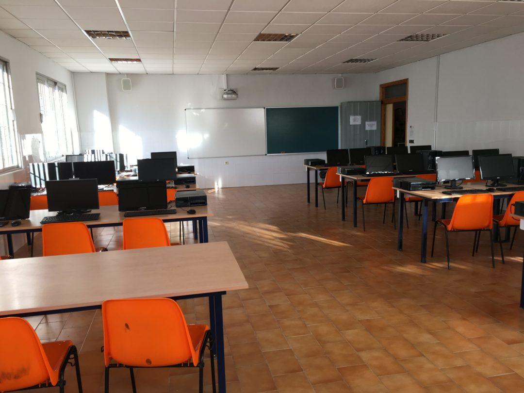 Mejoras en las instalaciones de la Escuela Profesional La Salle