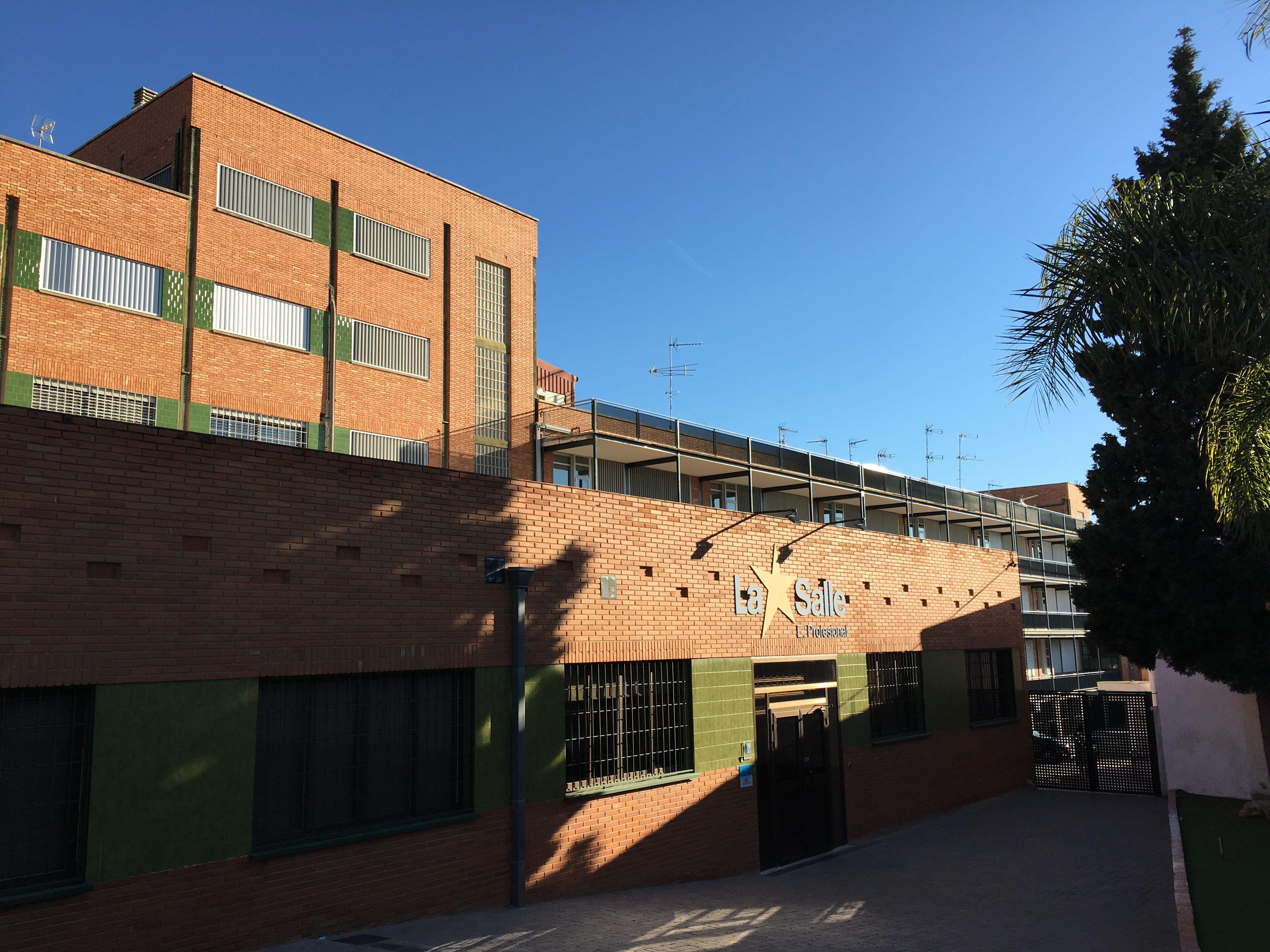 Pruebas on-line de Formación Profesional en Escuela Profesional La Salle