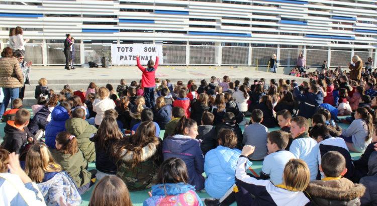 Infantil y Primaria inician su proyecto educativo 'Tots som Paterna'