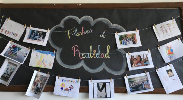 Campaña flashes de realidad en la Escuela Profesional La Salle