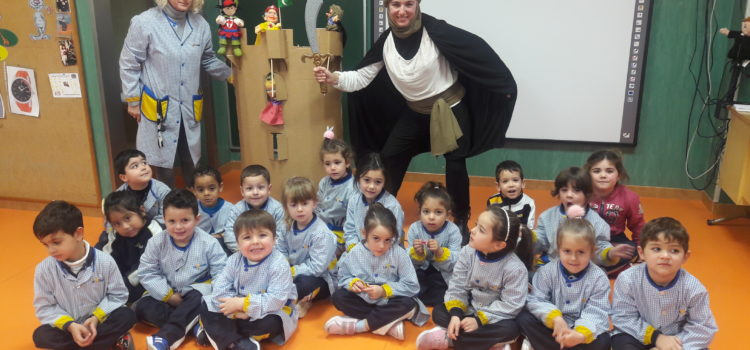 Historia de Paterna en las aulas de Infantil