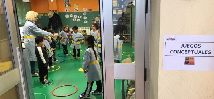 La Escuela Infantil Desamparados celebra la Jornada de Puertas Abiertas