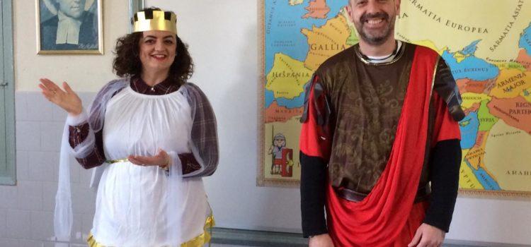 Comienza el juego 'La Conquesta de l'Imperi' en 1º de ESO