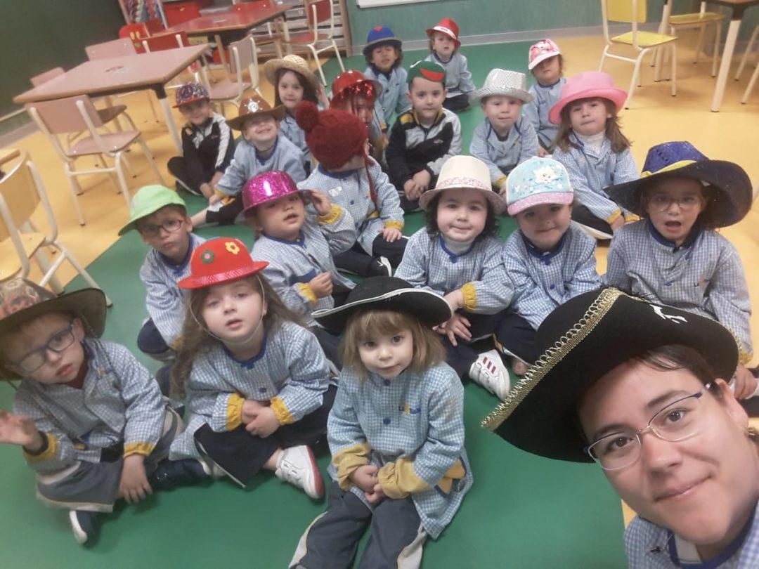 Semana de carnaval de infantil y primaria