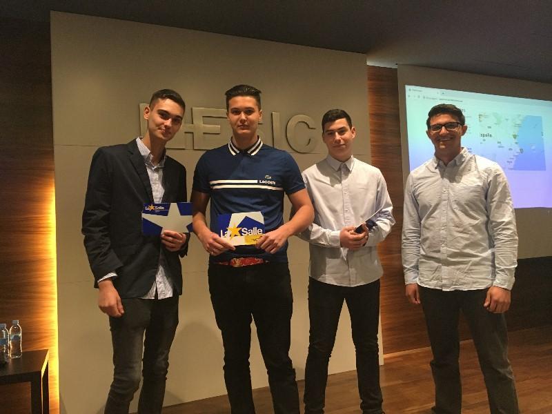 El proyecto de innovación 'A cuatro ruedas' consigue la 2º posición en el programa STARTinnova