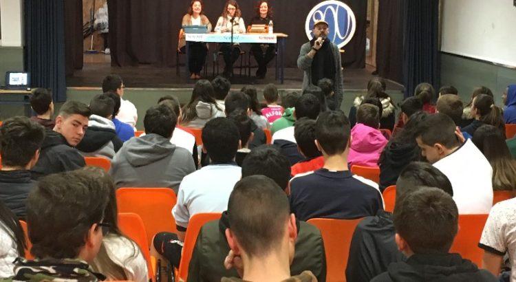 Los alumnos de 2º de ESO se convierten en periodistas en el tercer trimestre