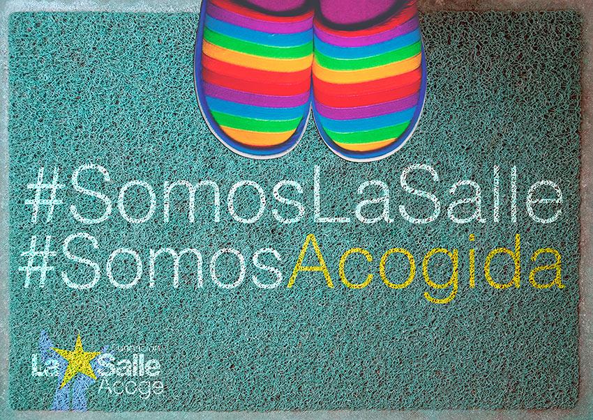 Mercadillo Solidario en favor de la Fundación La Salle Acoge