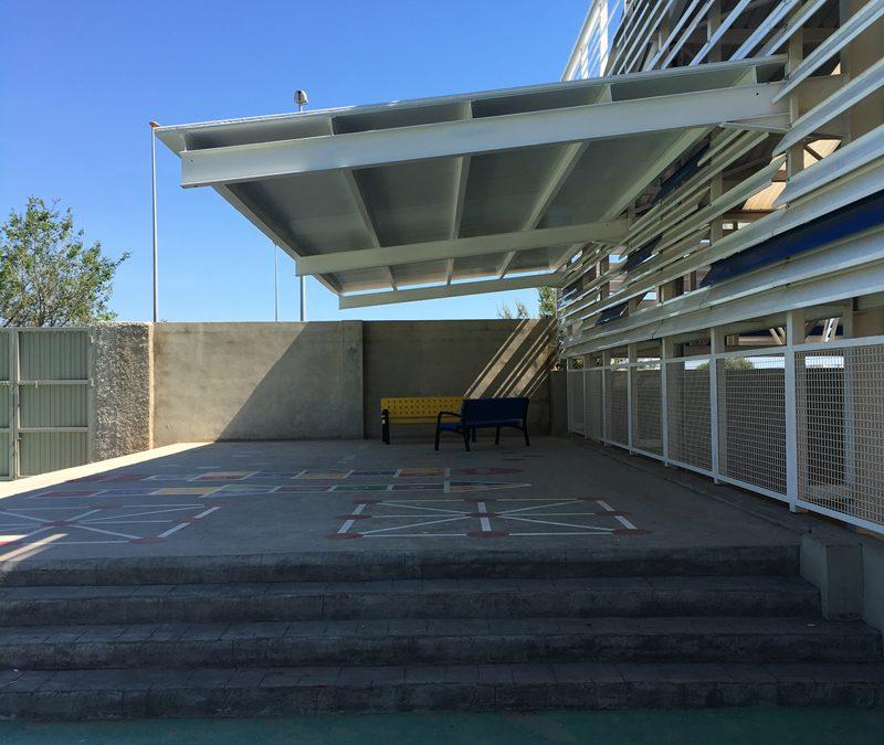 Mejoras en las instalaciones de la Escuela Profesional La Salle y Escuela Infantil Desamparados