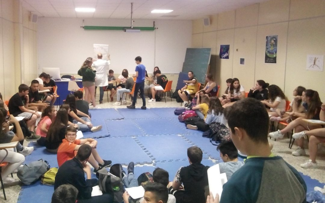 Torneo inter clases Física de 2º ESO