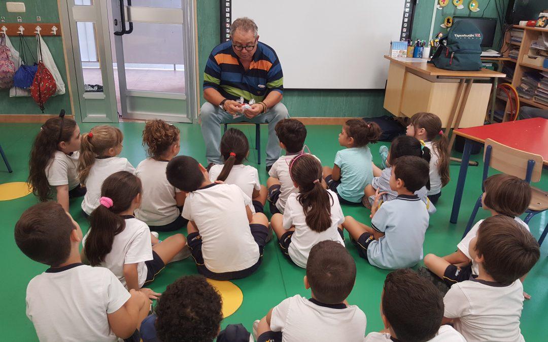 En infantil aprenden a mejorar su higiene dental