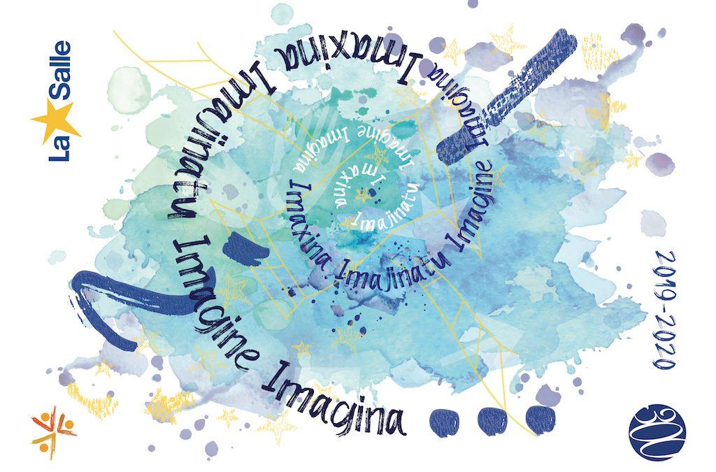 La Escuela Profesional La Salle y Desamparados celebra la campaña del lema  'Imagina'