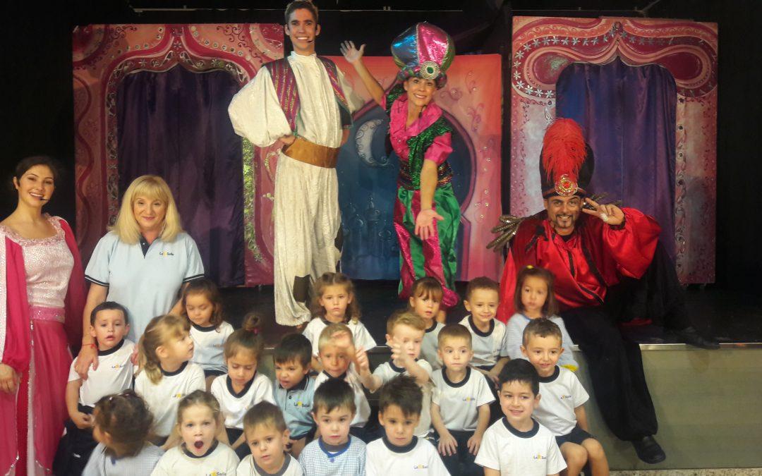 La Escuela Infantil Desamparados celebra el Día de la Comunitat