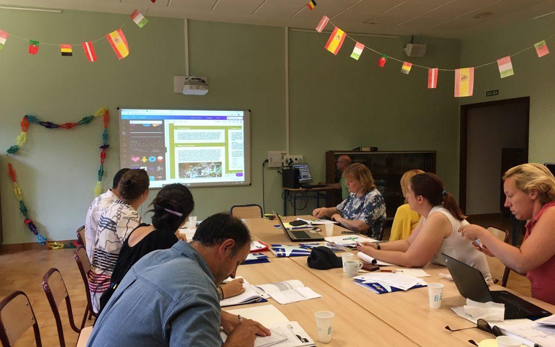 La Escuela Profesional La Salle de Paterna lidera por primera vez un proyecto 'ERASMUS +'