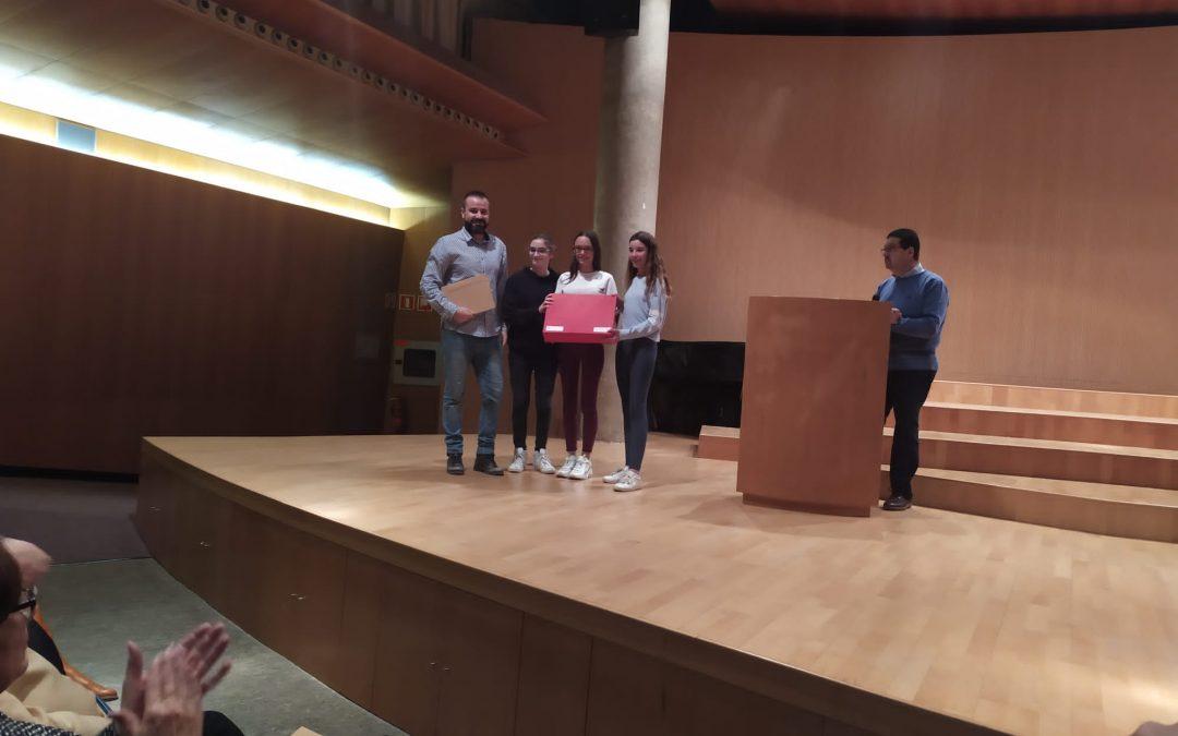 La Escuela Profesional La Salle recibe el 2º premio en el Concurso de la Tabla Periódica de la Universidad de Valencia