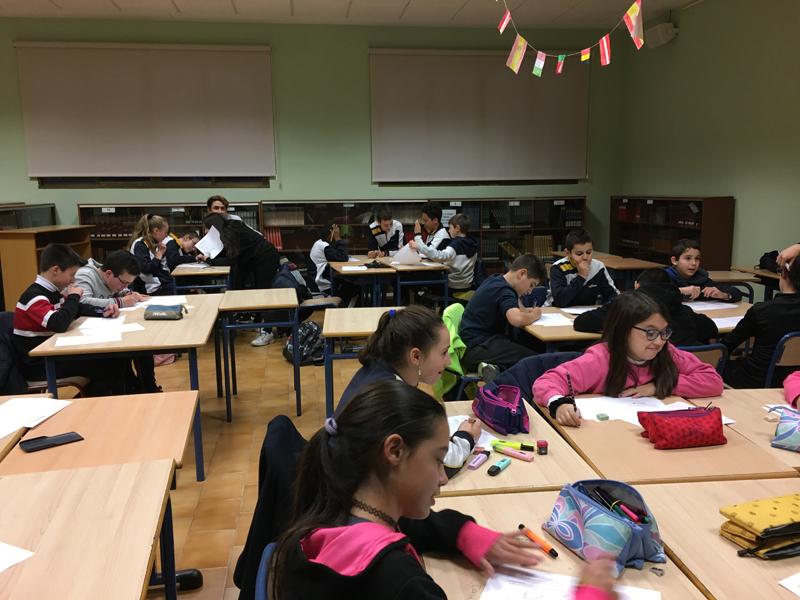 Da comienzo el Taller de matemáticas creativas en la Escuela Profesional