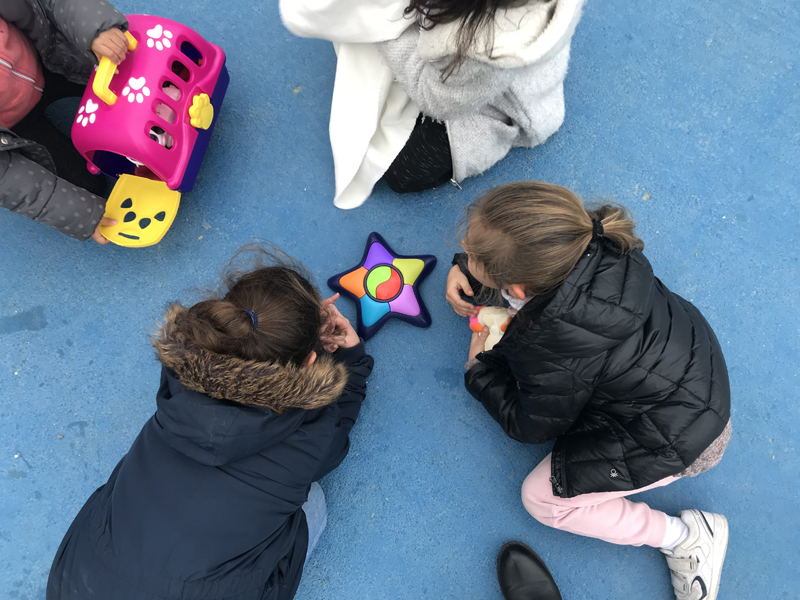 Día del juguete compartido en Infantil y Primaria