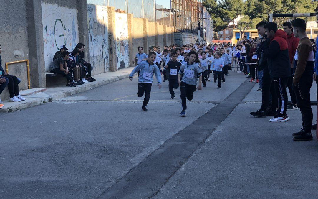 Celebración del Día Escolar de la No Violencia y la Paz en la Escuela Profesional La Salle