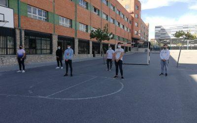 Un grupo de alumnos de 2º de EMV inicia la FP Dual