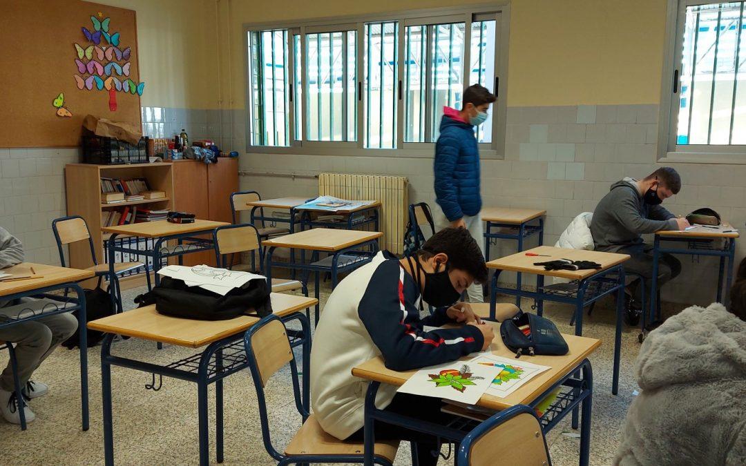 Los alumnos de ESO disfrutan con actividades del termómetro