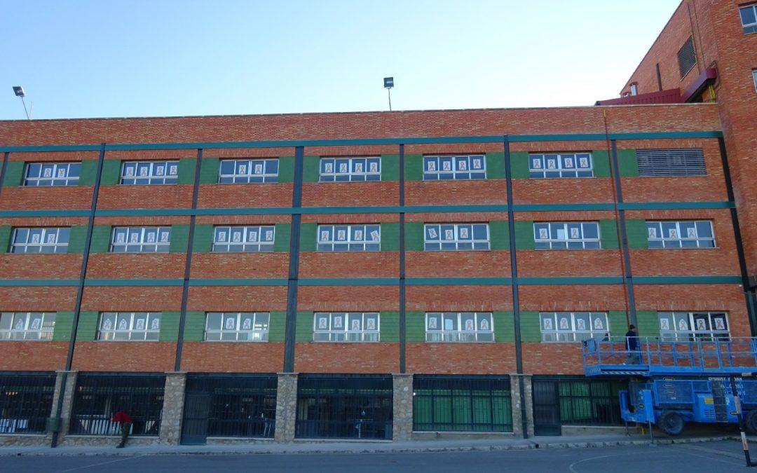 Nuevas mejoras en la Escuela Profesional La Salle y en la Escuela Infantil Desamparados