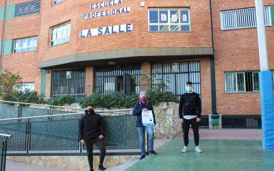La Escuela Profesional La Salle participa un año más en el programa STARTinnova que incentiva el emprendimiento en los jóvenes