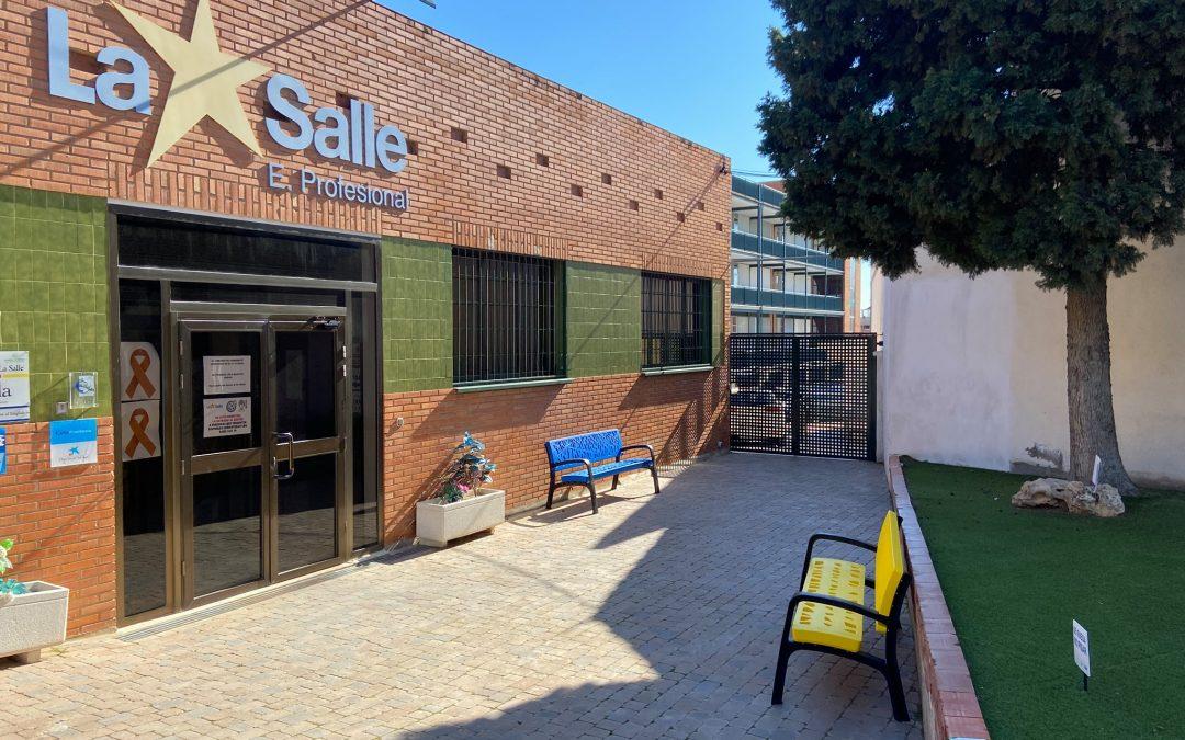 La Escuela Profesional La Salle adapta sus instalaciones para el inicio de NCA